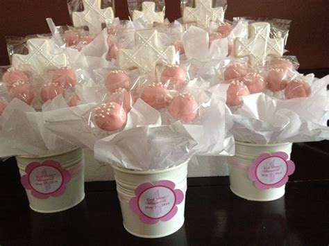 First communion centerpieces   Cookies and baking