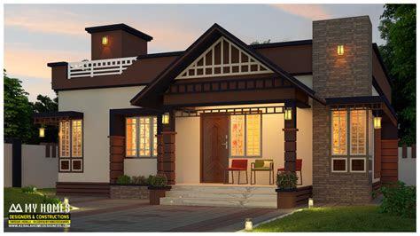 budget homes designs kerala  budget home makers