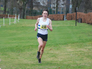 Freya Murray - race winner