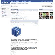 facebook developer wanted