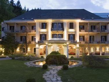 Hotel Warmbaderhof Reviews