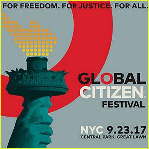 Global Citizen Festival 2017 Lineup Revealed!