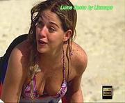 Luma Costa sexy em biquini na novela Fina Estampa