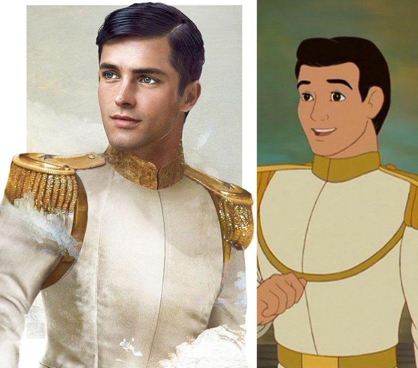 Príncipes da Disney vida real2