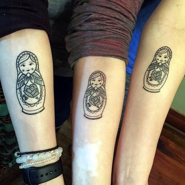 Adorable Sisters Forever Tattoo Design Ideas (32)