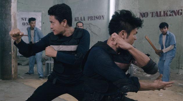 XYZ Films Picks Up Cambodian Martial Arts Comedy, JAILBREAK