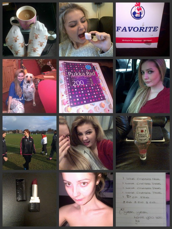 Ribbet collage