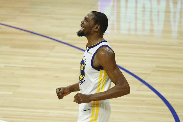 402f9a218419 Kevin Durant unstoppable as Warriors close out Clippers