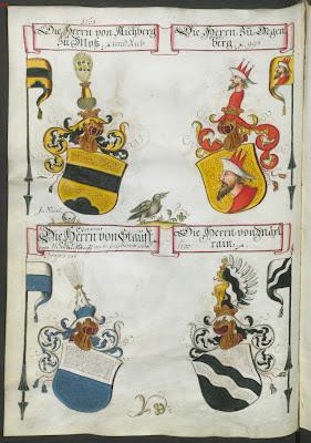 heraldic devices