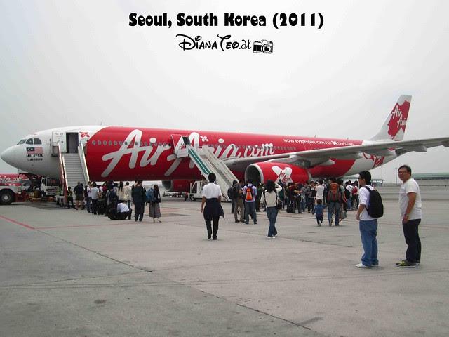 South Korea Day 01 01