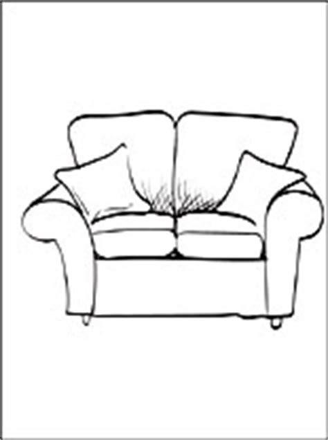 mobili disegni da colorare gratis