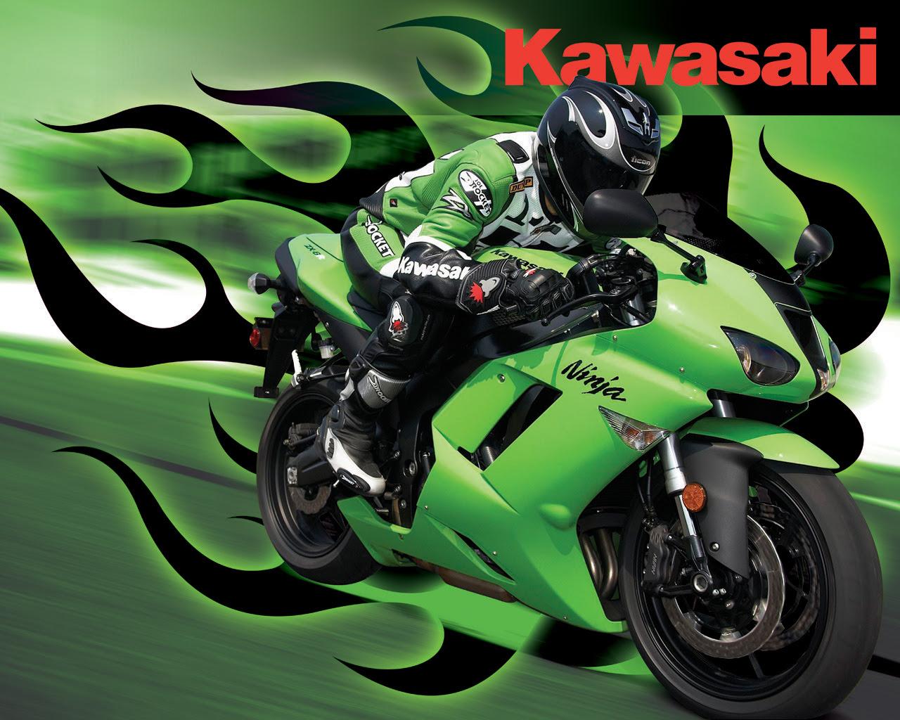 99 Gambar Motor Kawasaki Ninja Keren Terlengkap Gubuk Modifikasi