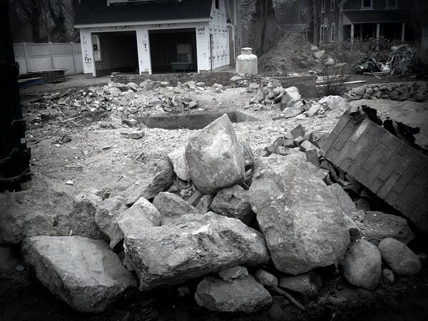 Defrates House demolition