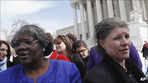Supreme Court denies class action status to women who filed suit in federal court against the Wal-mart corporation for gender discrimination. The case generated tremendous publicity for the last few years. by Pan-African News Wire File Photos