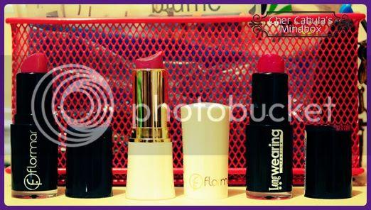 flormar-lipsticks