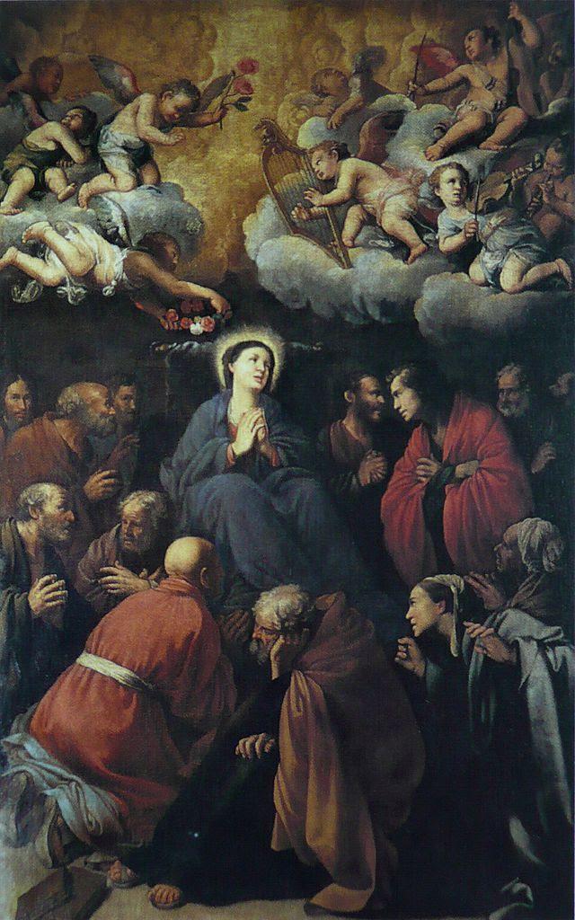 Carlo Saraceni - Mort de la Vierge.jpg