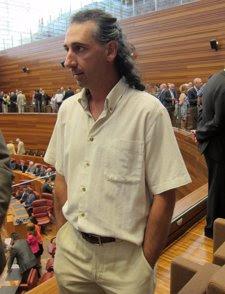 El Coordinador De UCCL, Jesús Manuel Glez. Palacín