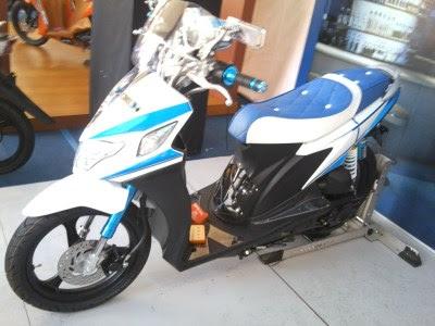 Suzuki Nex BW