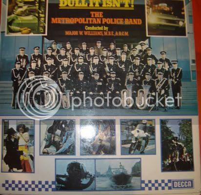 Metropolitan Police - Dull it Isn't!
