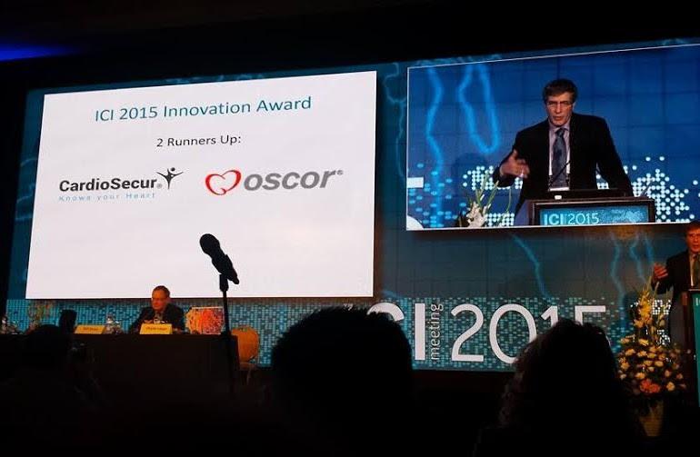 José Herrera, el cardiólogo venezolano que brilló en premio de innovación en Israel