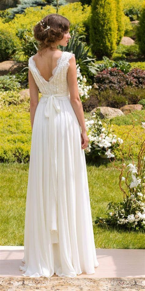 Designer Wedding Dress Wedding Gown Bohemian Wedding Dress