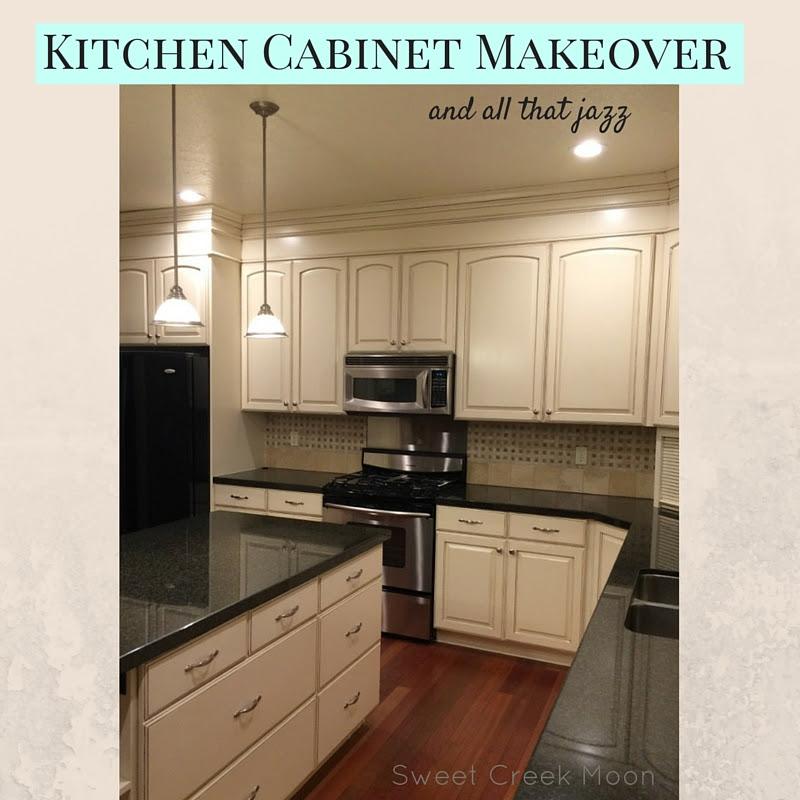 Kitchen cabinet makeover | 2015 - Sweet Creek Moon