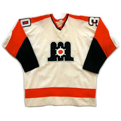 Maine Mariners 77-78 jersey
