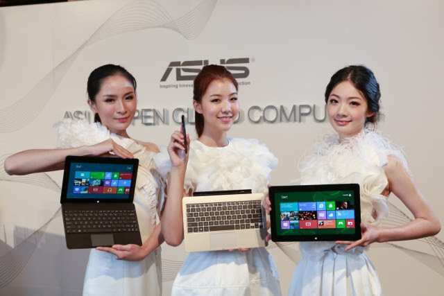 New releases from Asus