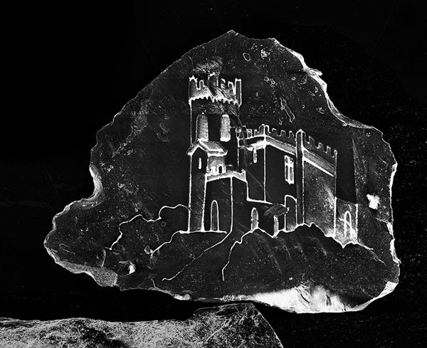 perierga.gr - Μικροσκοπικά κάστρα πάνω σε έναν κόκκο άμμου!