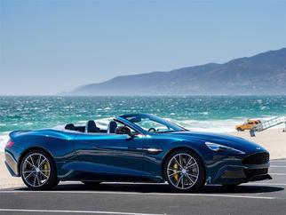 Aston Martin Vanquish Engine Power How Much Horsepower And Kilowatts
