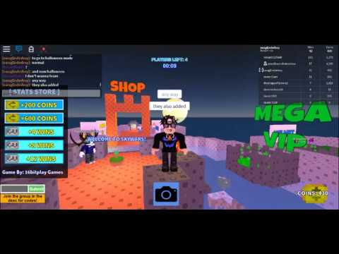 Download Mp3 Skywars Roblox Codes 2018 Halloween 2018 Free - all possible codes for skywars in roblox