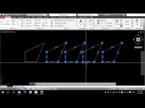 Tự học autocad cơ bản -Bài 03. Các thao tác cơ bản trong AutoCAD