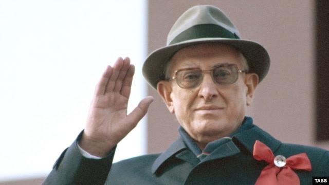 Yury Andropov (1914-1984)