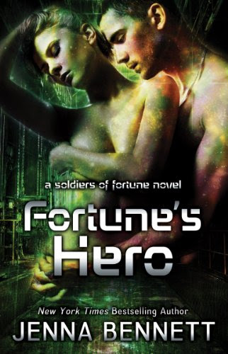 Fortune's Hero (Soldiers of Fortune) by Jenna Bennett