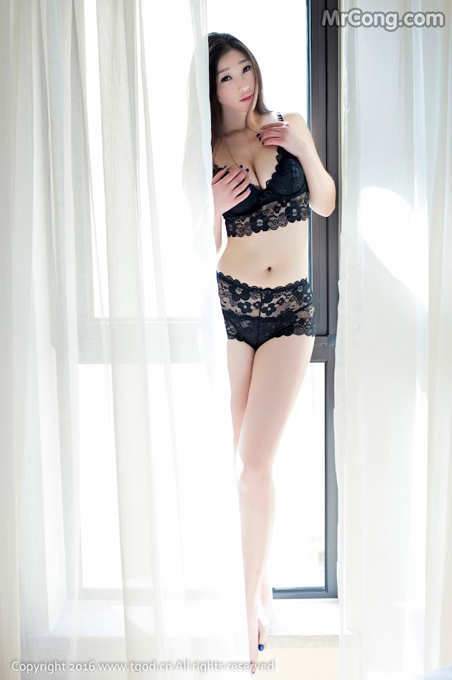 TGOD 2016-04-13: Người mẫu Ning Meng (柠檬c) (67 ảnh) - Page 4 of 7