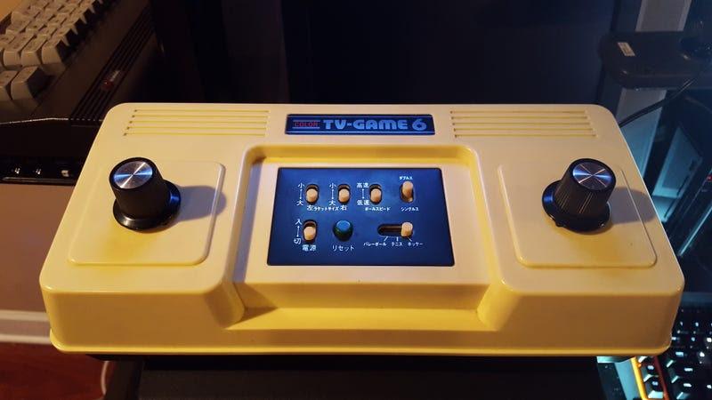 Color TV-Game 6, la consola olvidada que Nintendo fabricó diez años antes de lanzar la NES
