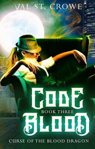 Code Blood by Val St. Crowe