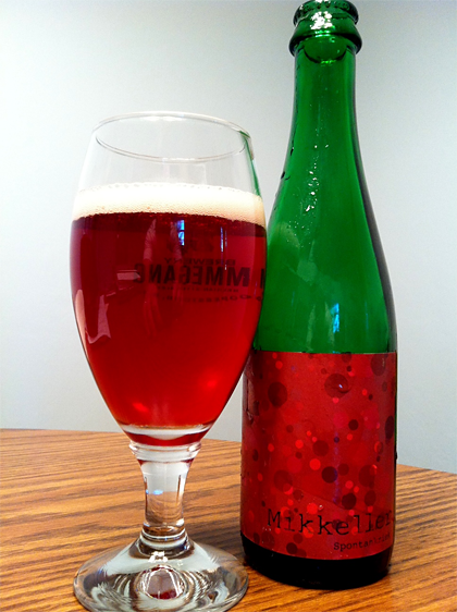 Mikkeller Spontankriek photo