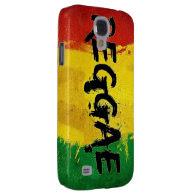 Cori Reith Rasta reggae Samsung Galaxy S4 Case