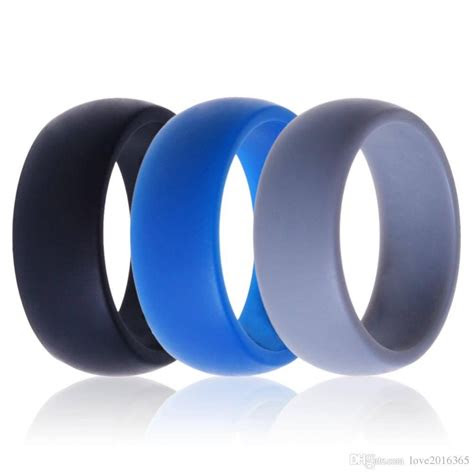 latest silicone wedding bands