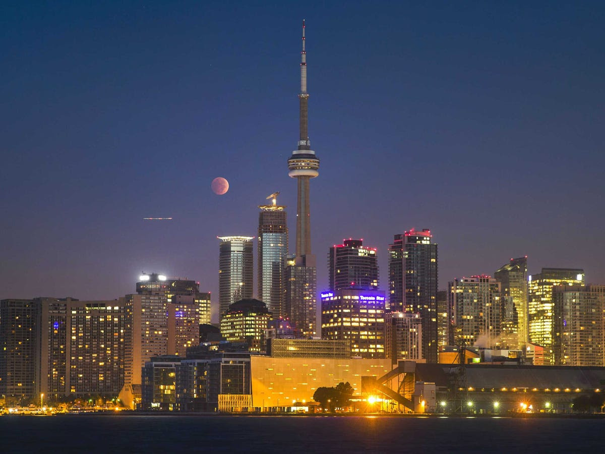 11.) TORONTO takes the highest ranking of any city in the Americas outside the USA, holding its position last year.