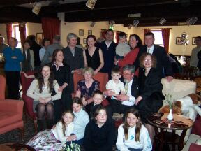 Ainscough family 2005