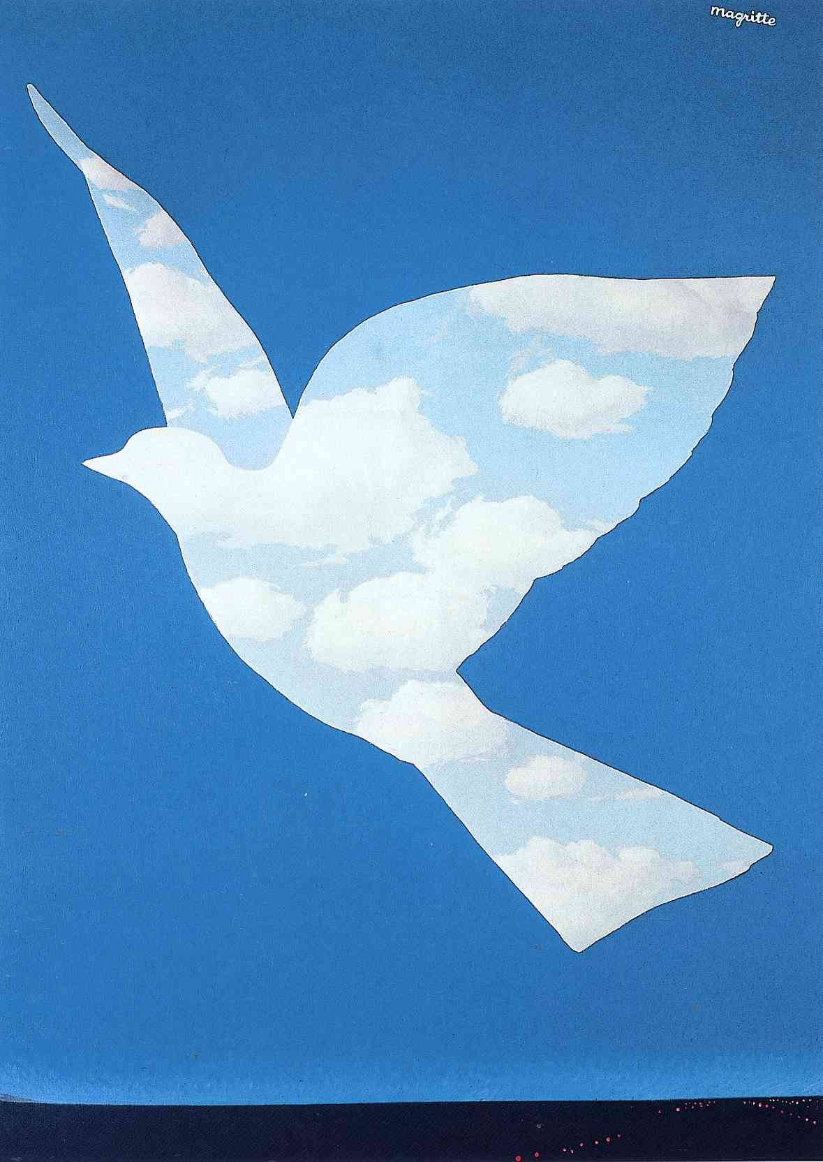 The promise, 1966 Rene Magritte