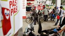 Suasana Pengisian BBM (Pertamina)