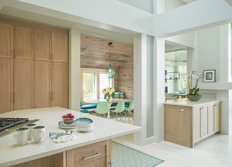 Toby Leary Fine Woodworking - Custom Countertops for Cape ...