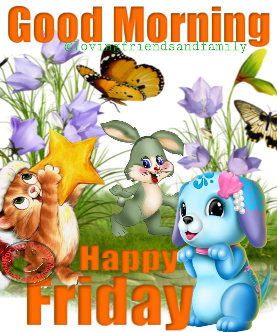 Cute Good Morning Happy Friday Quote Pictures, Photos, and ...