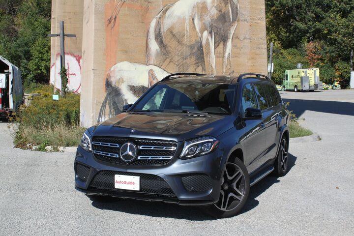 2017 Mercedes-Benz GLS 450 Review - AutoGuide.com News