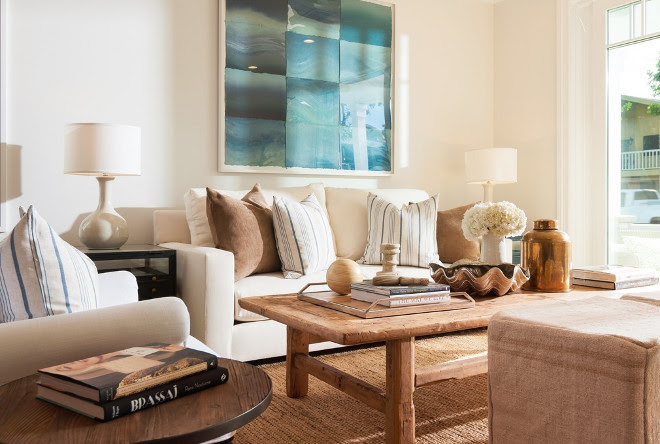 Neutral living room . Neutral living room furniture, rug decor and paint color. Neutral Interiors #Neutrallivingroom #NeutralInteriors #NeutrallivingroomFurniture #NeutrallivingroomRug #NeutrallivingroomDecor #NeutrallivingroomPaintColor #Neutrallivingroom Zillow.