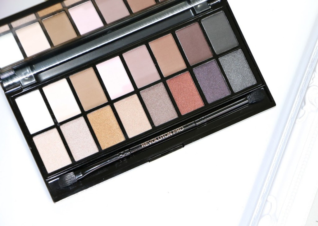 Makeup revolution iconic pro 1 review