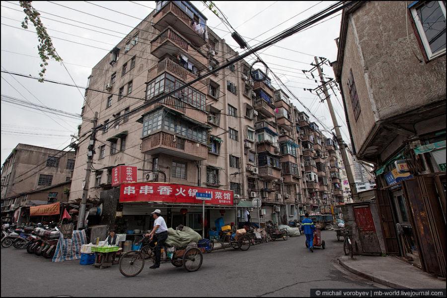 Favelas de Xangai 27